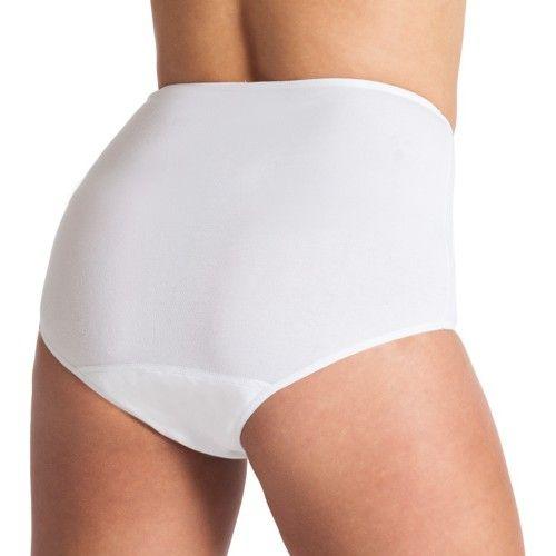 Underwunder Women Maxi briefs white