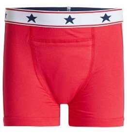 Underwunder Boys boxer red