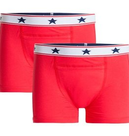 Underwunder Boys boxer red (price per 2)