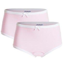 Underwunder Girls classic briefs pink (set of 2)