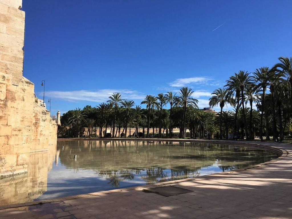 Hardlopen in Valencia