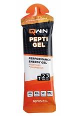 Qwin sportdrank en sportvoeding QWIN Pepti gel - fruit punch