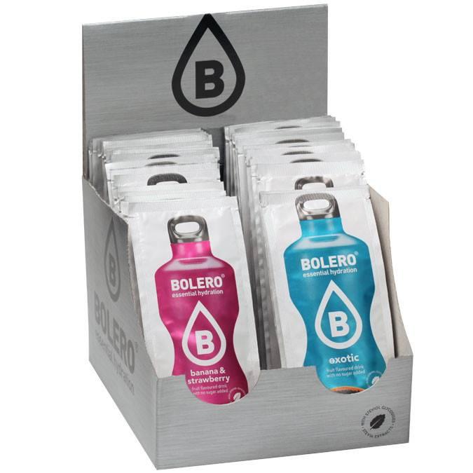 Discovey box mix  48 bolero drinks boisson bolero