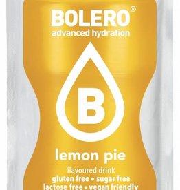 boisson bolero Boite de 12 sachets saveur lemon pie ( tarte citron)