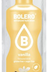 boisson bolero Boite de 12 sachets saveur vanille