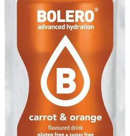 Boite de 12 sachets saveur orange carrote