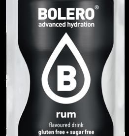 box of 12 sachets Bolero drinks flavors Rum
