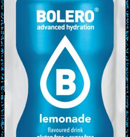 box of 12 sachets of 9GR BOLERO flavors lemonade