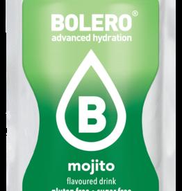 Box of 12 bags of bolero flavors mojito