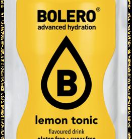 12 bags of 9 gr tonic lemon flavor