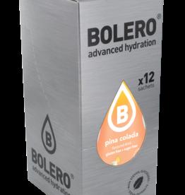 boisson bolero box of 12 sachets 9 gr Pina colada