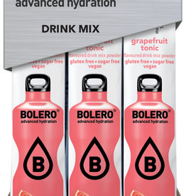 12 stick bolero 3gr pink grapefruit
