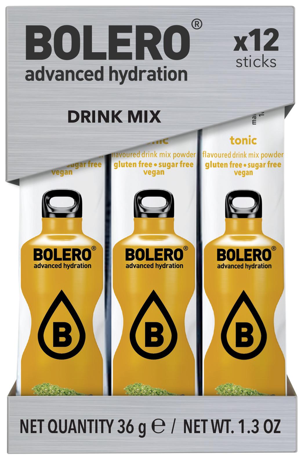 12 bolero stick 3gr tonic
