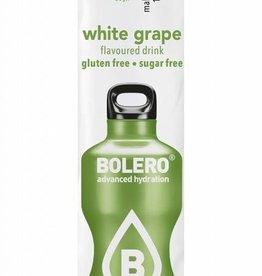 12 sticks Bolero raisin blanc