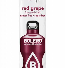 12 sticks bolero 3gr raisin rouge