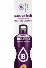 12 sticks bolero 3gr passion fruit