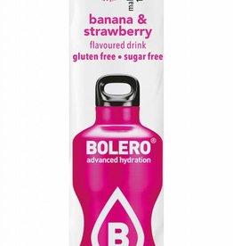 12 bolero stick 3gr banane fraise