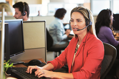 Callcenter headsets