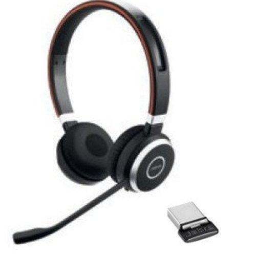 Jabra Evolve 65 UC Stereo draadloze bluetooth headset