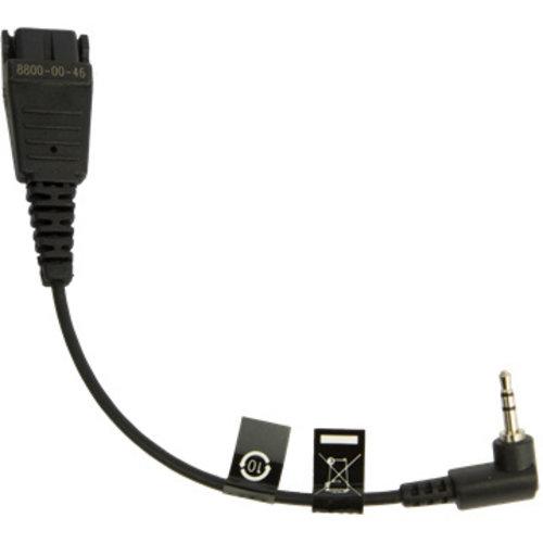 Jabra Aansluitkabel QD-2,5mm Jack