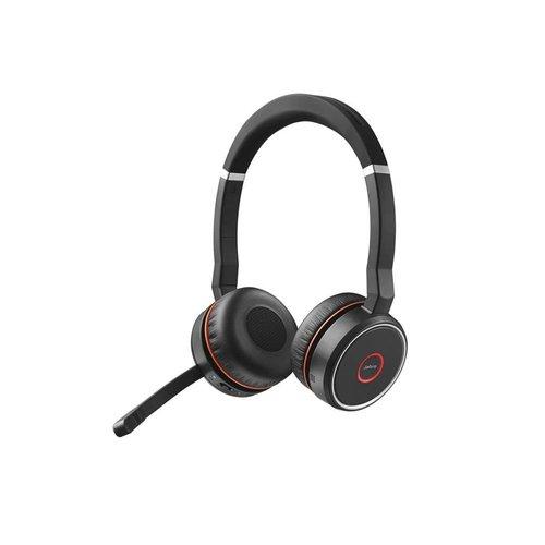 Jabra Jabra Evolve 75 MS  Stereo draadloze bluetooth headset