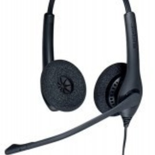 Jabra Biz 1500 Duo NC headset voor vaste telefoons