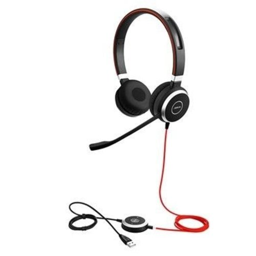 Jabra Jabra Evolve 40 UC stereo USB/Apple/Samsung headset