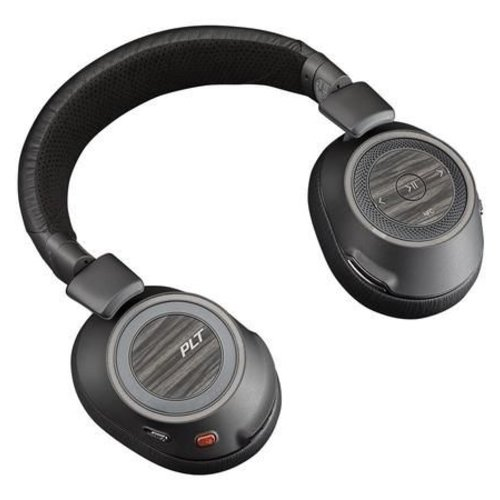 Plantronics Voyager 8200 UC Stereo Bluetooth Headset met Active Noise Canceling (zwart)