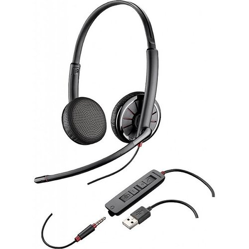 Plantronics Plantronics Blackwire C3220 USB-A headset