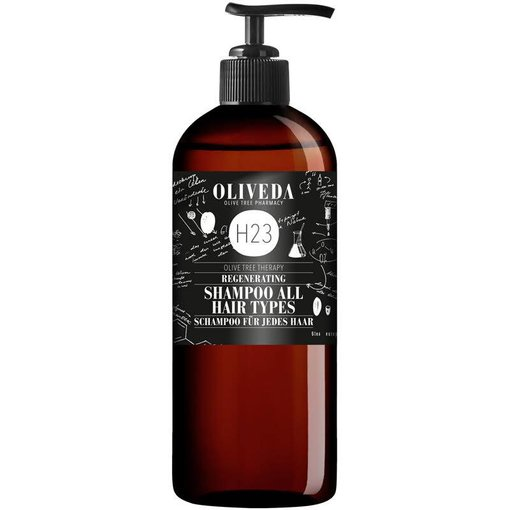H23 Shampoo All Hair Types Regenerating 500ml