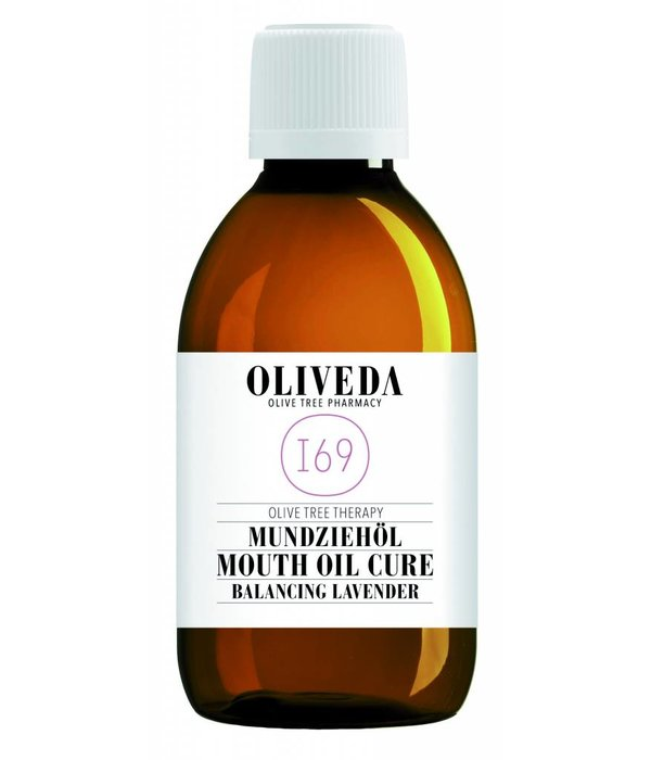 I69 Mouth Oil Cure Lavender 200ml
