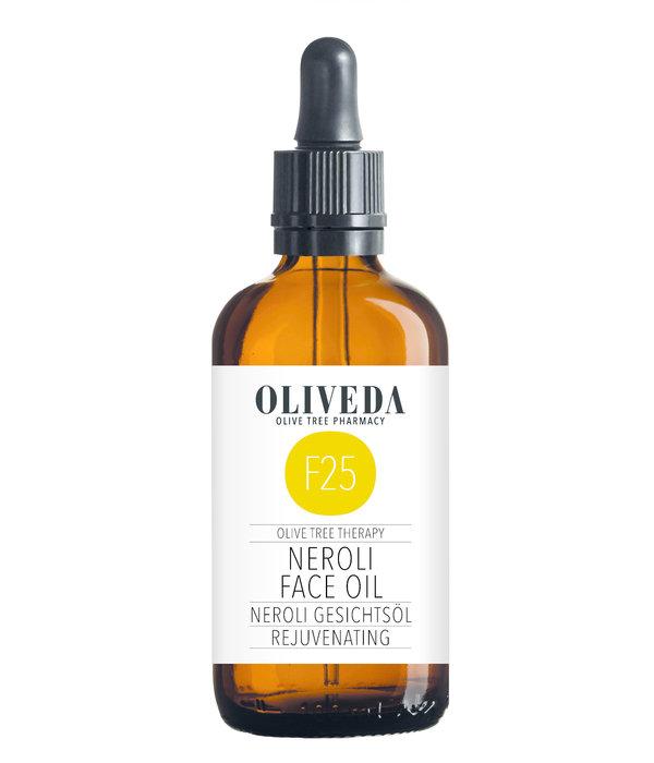 F25 Neroli Rejuvenating Face Oil 100ml