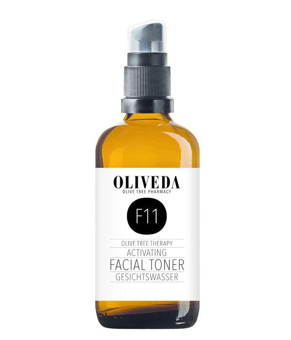 F11 Activating Facial Toner 100ml