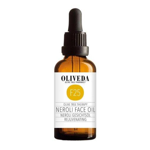 F25 Neroli Rejuvenating Face Oil 50ml