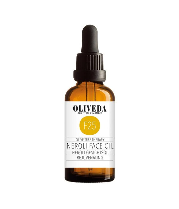 F25 Neroli Rejuvenating Face Oil 50ml