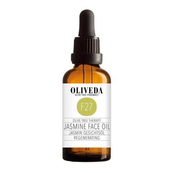F27 Jasmine Regenerating Face Oil 50ml