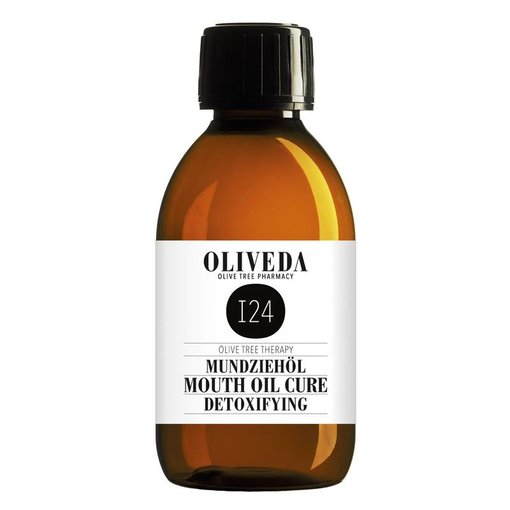 I24 Mouth Oil Cure Detoxifying 200ml
