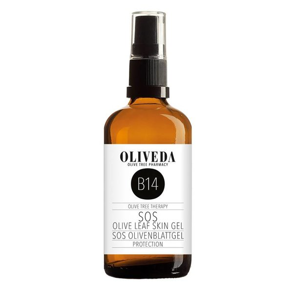 B14 SOS Olive Leaf Skin Gel protection 100ml