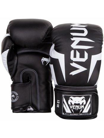 Venum Venum Kickboks Bokshandschoenen Elite Zwart Wit