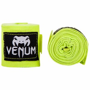 Venum Venum Neo Gelb Kontact Boxing Handwraps Bandagen 4.0m1