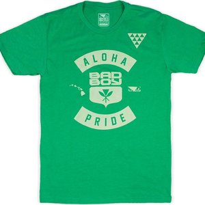 Bad Boy Bad Boy Aloha T-shirt Green