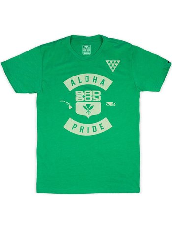 Bad Boy Bad Boy Aloha T-shirt Green