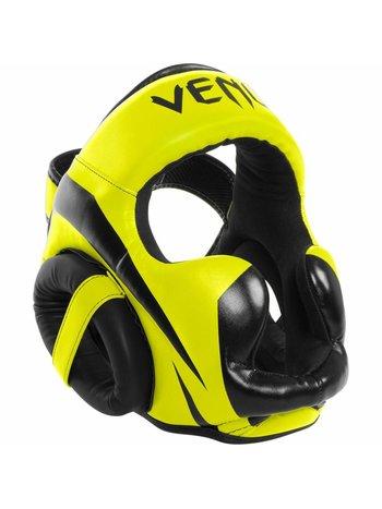 Venum Venum ELITE Headgear Kickboks Hoofdbeschermer Neo Yellow