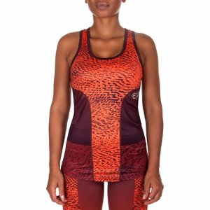 Venum Venum Dune Tank Top Orange Venum Dames Kleding