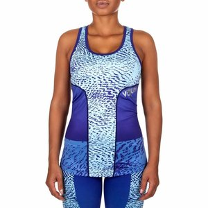 Venum Venum Dune Tank Top Blue Venum Ladies Clothing