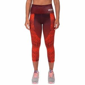 Venum Venum Dune Legging Crops Orange Venum Frauen Fitness Bekleidung
