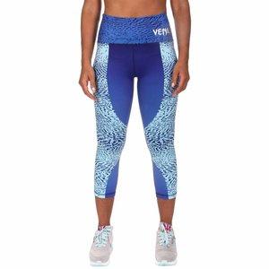 Venum Venum Dune Legging Crops Blaue Venum Frauen Fitness Bekleidung