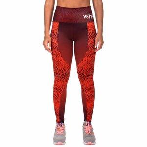 Venum Venum Dames Dune Legging Oranje Venum Fitness Kleding