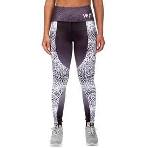 Venum Venum Dune Damen Legging Grau Venum Fitness Bekleidung