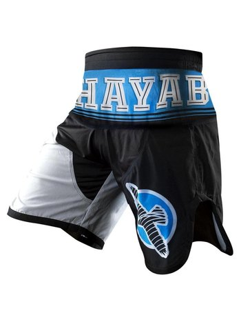 Hayabusa Hayabusa Flex Factor Training Shorts Black Blue